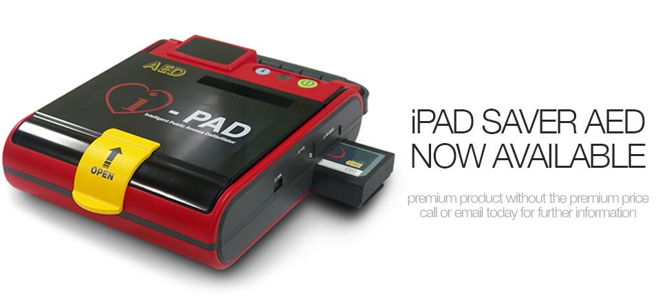 ipad nf 1200 defibrillator